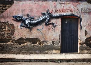 street graffiti - flickr image from ioBeto