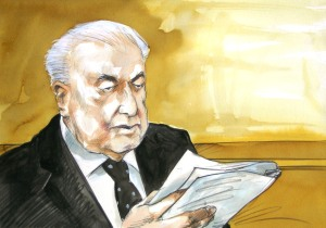 Gough at Balibo 5 inquest / image courtesy of Vincent de Gouw