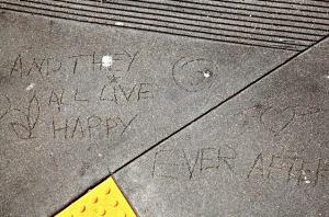 Happy Ever After  Creative Commons Licence 2.0 Flickr user/ gazeronly