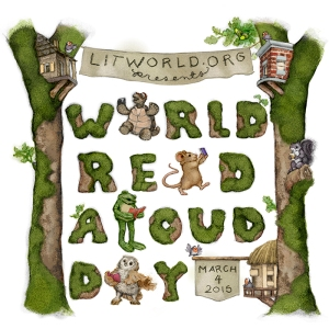 World Read Aloud Day 4 MArch 2015